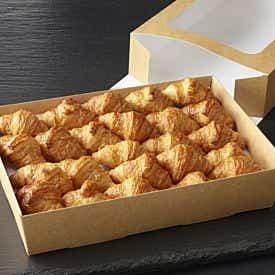 Plateau mini croissants