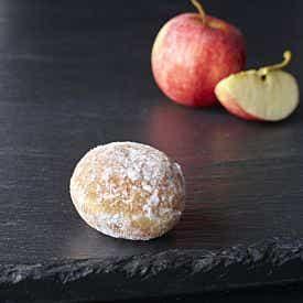 Mini-beignet aux pommes