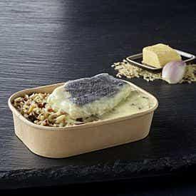 Dos de merlu du Cap au beurre blanc